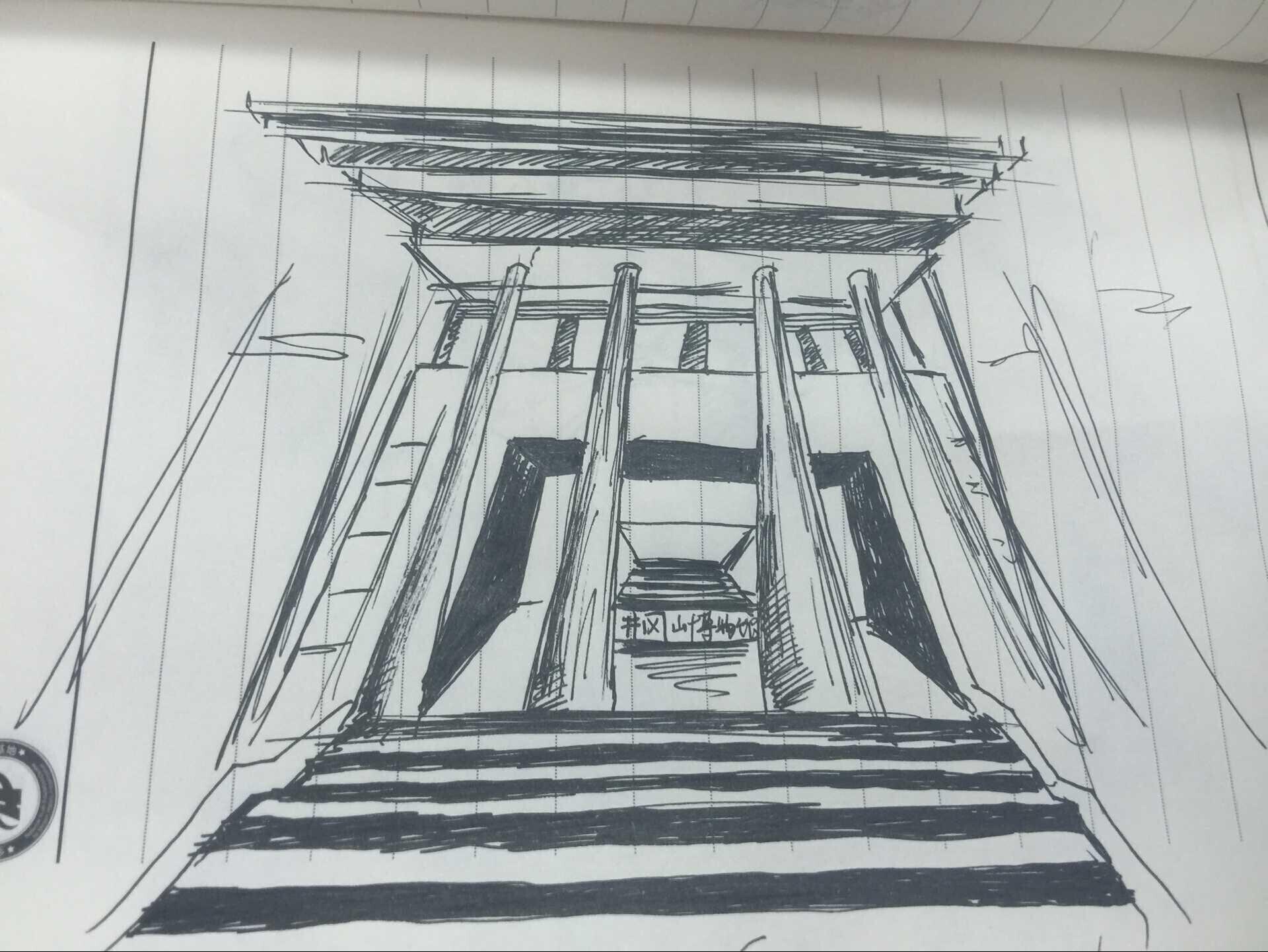 手绘漫画:我们的井冈日记